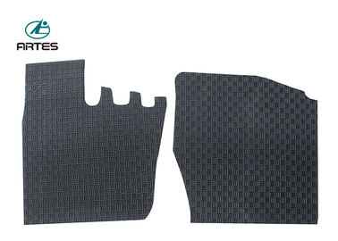 Easy Maintenance All Weather Truck Mats Against Color Fade And Abnormal Wear